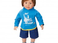 Sam Toddler Doll