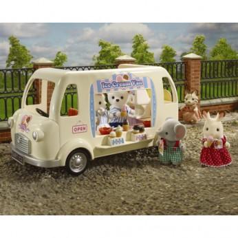 Sylvanian Ice Cream Van reviews