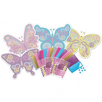 Sticky Mosaics Butterflies reviews