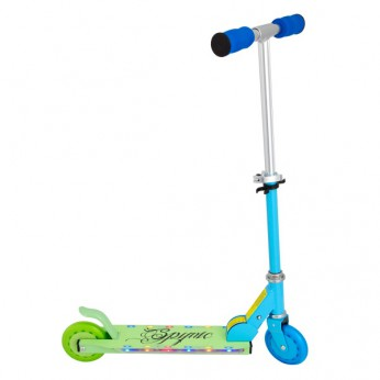 Spynic Light Up Scooter Blue reviews
