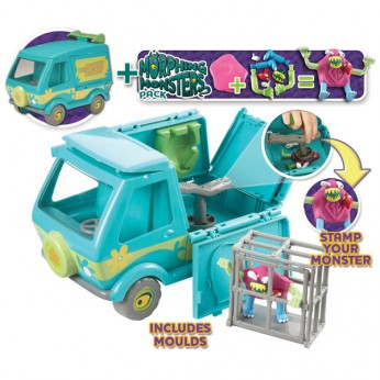 Scooby Doo Morphing Monster Mystery Machine reviews