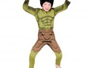 Hulk Costume 5-6 Years