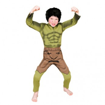 Hulk Costume 5-6 Years reviews