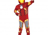 Iron Man Costume 5-6 Years