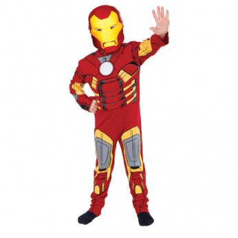 Iron Man Costume 5-6 Years reviews