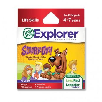 LeapFrog Explorer Scooby Doo reviews