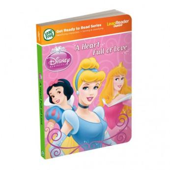 LeapFrog LeapReader Junior Book: Disney Princess reviews