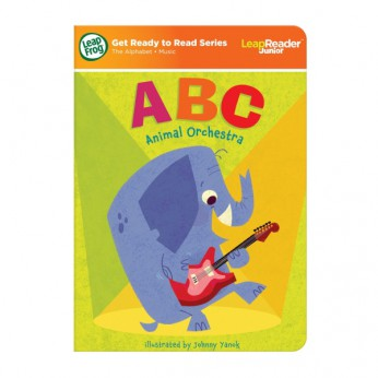 LeapFrog LeapReader Junior Book Animal Orchestra reviews