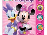 Minnie Mouse Best Friends Forever Sound Book