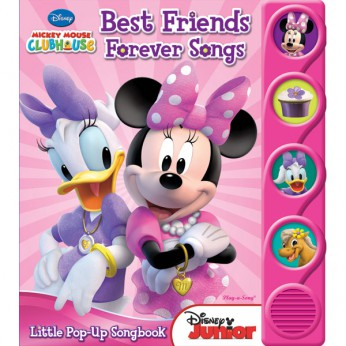 Minnie Mouse Best Friends Forever Sound Book reviews