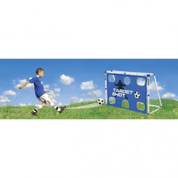 6 x 4 ft 2 in 1 Target Goal reviews