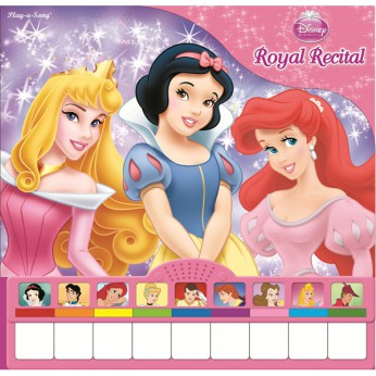 Disney Princess Mini Piano 10 Button Sound Book reviews