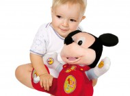 Disney Baby Mickey Mouse Clubhouse Talking Plush