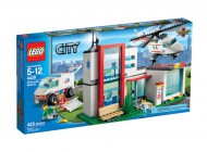 LEGO City Helicopter Rescue 4429