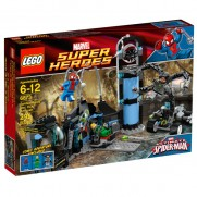 LEGO Super Heroes Spider-Man's Doc Ock Ambush 6873