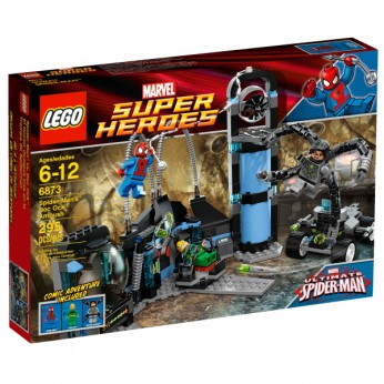 LEGO Super Heroes Spider-Man's Doc Ock Ambush 6873 reviews