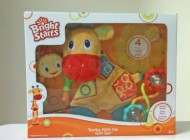 Bright Starts Teethe With Me Gift Set