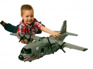 Soldier Force C130 Shark Plane