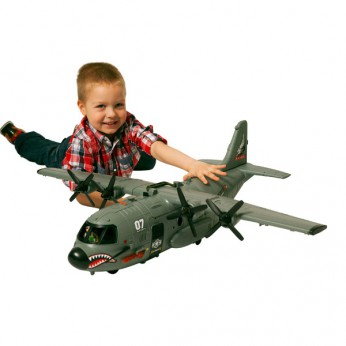 Soldier Force C130 Shark Plane reviews
