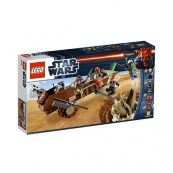 LEGO Star Wars Desert Skiff 9496 reviews