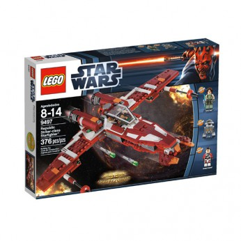 LEGO Republic Striker-class Starfighter 9497 reviews