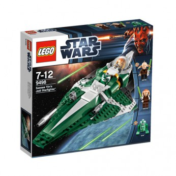 LEGO Star Wars Saesee Tiins Jedi Starfighter 9498 reviews