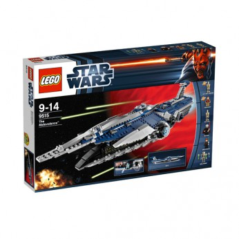 LEGO Star Wars The Malevolence 9515 reviews