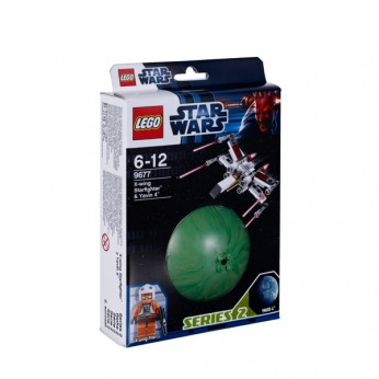 LEGO X-wing Starfighter and Yavin 4 9677 reviews