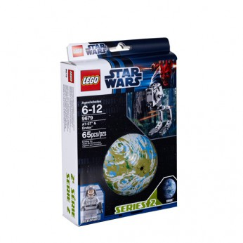 LEGO Star Wars AT-ST and Endor 9679 reviews