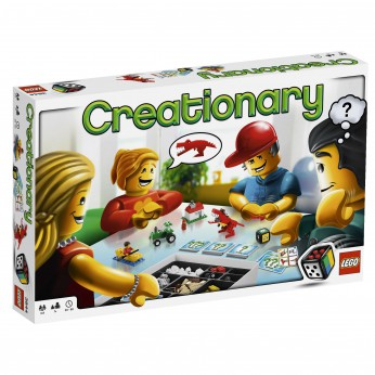 LEGO Creationary reviews
