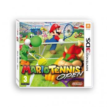 Mario Tennis Open 3DS reviews
