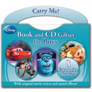 Disney Read to Me Carry Box Boys