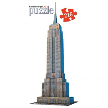 3D Empire State Puzzle 216 Piece reviews