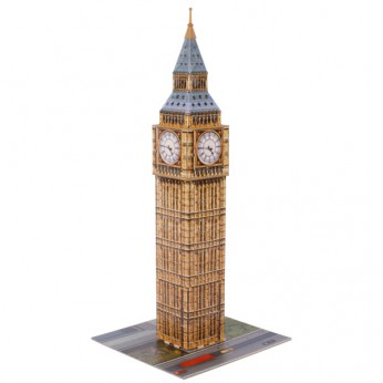 3D Big Ben Puzzle 216 Piece reviews
