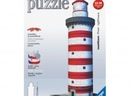 3D Lighthouse Puzzle 216 Piece