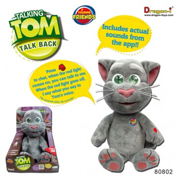 Talking Tom reviews