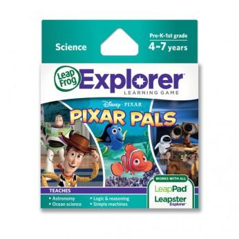 LeapFrog Explorer Disney Pixar Pals reviews
