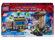 Mega Bloks Spider-Man Sewer Lab Ambush