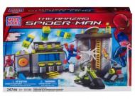 Mega Bloks Spider-Man Sewer Lab Ambush