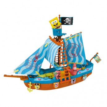 SpongeBob SquarePants Pirate Ship reviews