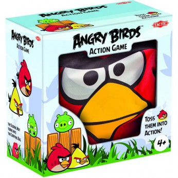 Angry Birds Action Game reviews