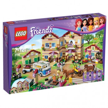 LEGO Friends Summer Riding Camp 3185 reviews