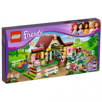 LEGO Friends Heartlake Stables 3189 reviews