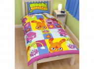 Moshi Monsters Rotary Single Duvet Set