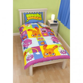 Moshi Monsters Rotary Single Duvet Set reviews