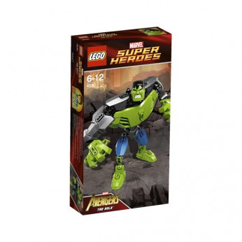 LEGO Super Heroes Hulk 4530 reviews
