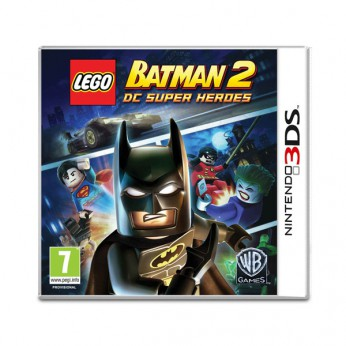 LEGO Batman 2: DC Super Heroes 3DS reviews