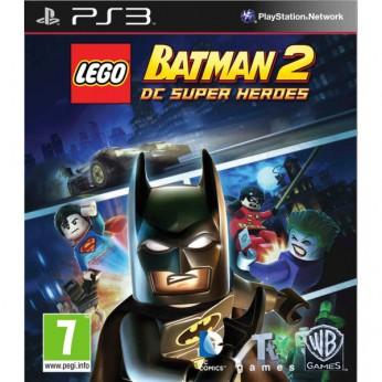 LEGO Batman 2: DC Super Heroes PS3 reviews