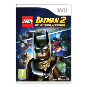 LEGO Batman 2: DC Super Heroes Wii reviews