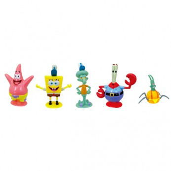 SpongeBob SquarePants 5 Figure Pack reviews